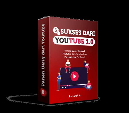 ebook mockup kelas sukses dari youtube